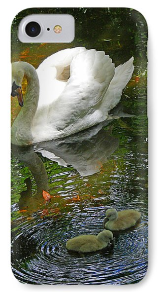 Under The Cobs Watchful Eye IPhone Case