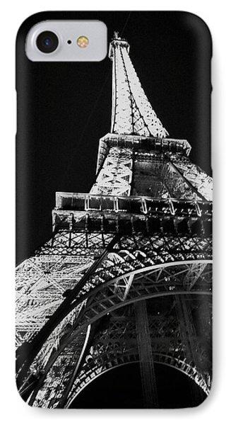 Under The Eiffel IPhone Case