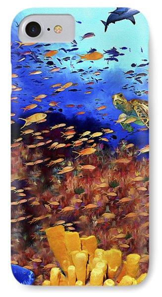 Underwater Wonderland IPhone Case