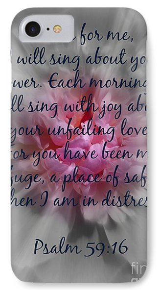 Unfailing Love IPhone Case