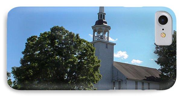 Unitarian Universalist Society IPhone Case
