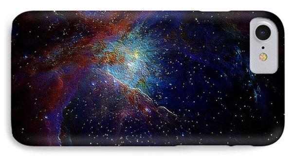 Unknown Distant Worlds IPhone Case