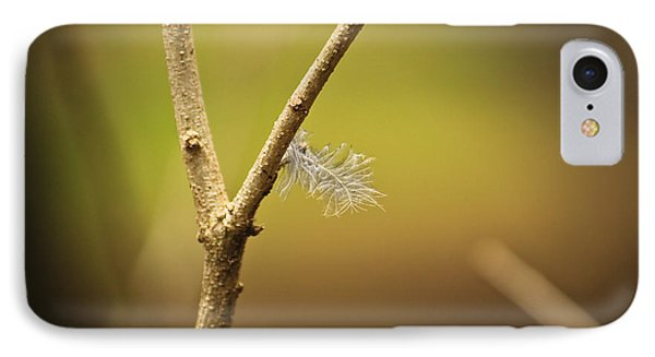 Unmoved By The Shifting Wind... IPhone Case