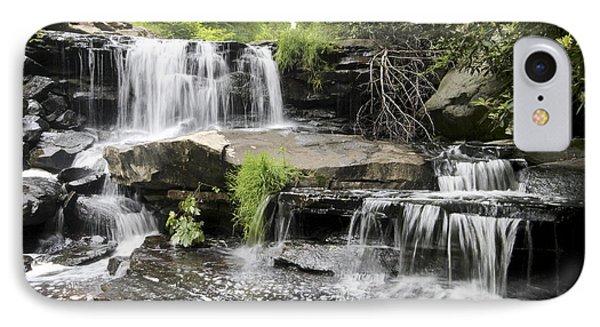 Upper Goose Creek Falls IPhone Case
