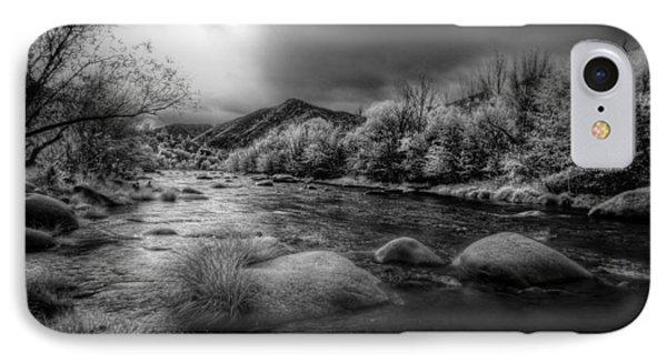 Upper Kern River IPhone Case