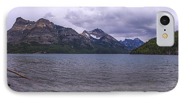 Upper Waterton Lake IPhone Case