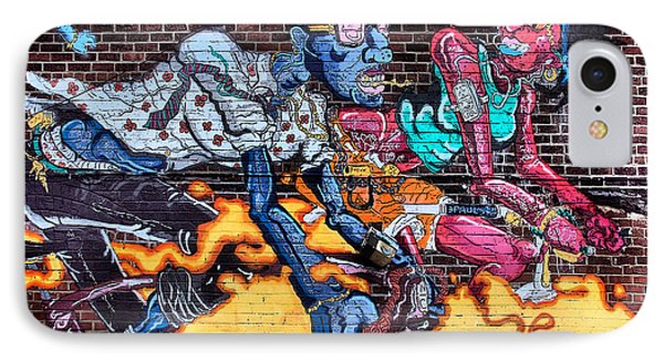 Urban Graffitti IPhone Case
