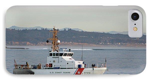 U.s. Coast Guard Cutter - Hawksbill IPhone Case