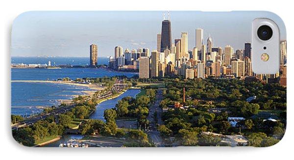 Usa, Illinois, Chicago IPhone Case