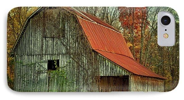 Usa, Indiana Rural Landscape IPhone Case