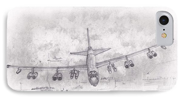 Usaf B-52 Stratofortress IPhone Case