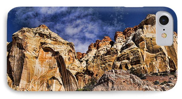 Utah Mountains IPhone Case