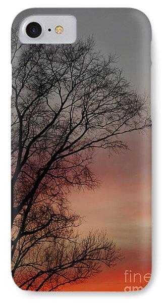 Valentine Day Sunset IPhone Case