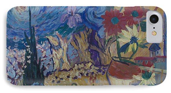 Van Gogh Spirit IPhone Case
