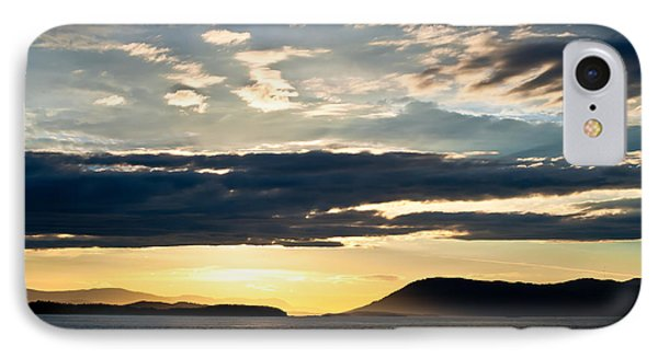 Vancouver Island Sunset IPhone Case