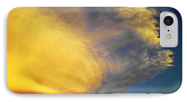 Vanilla Skies I IPhone Case