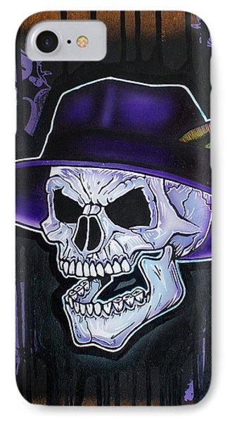 Vato Skull IPhone Case