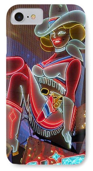 Vegas Vicky IPhone Case