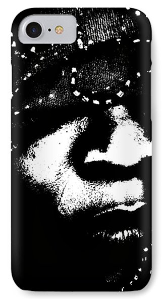 Veiled 71 IPhone Case