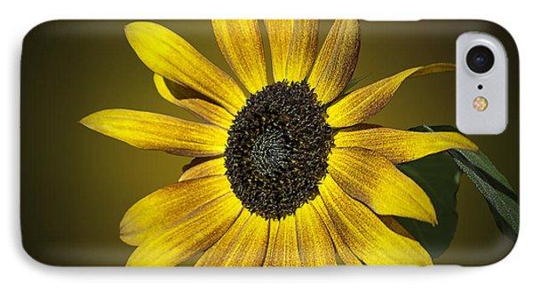 Velvet Queen Sunflower IPhone Case