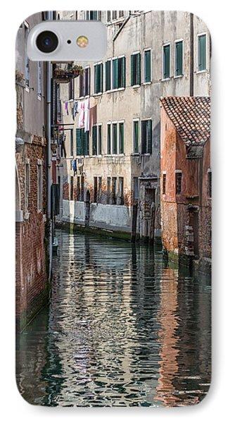 Venetian Building IPhone Case