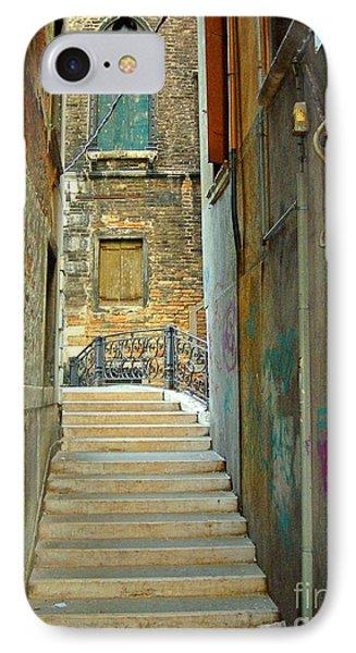 Venetian City Of Bridges IPhone Case