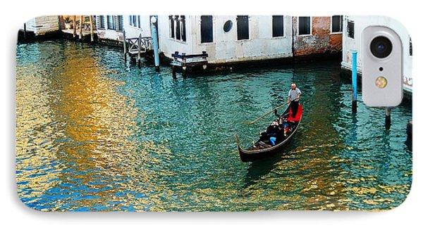 Venetian Gondola IPhone Case