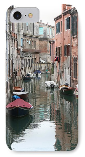 Venice Backstreets IPhone Case