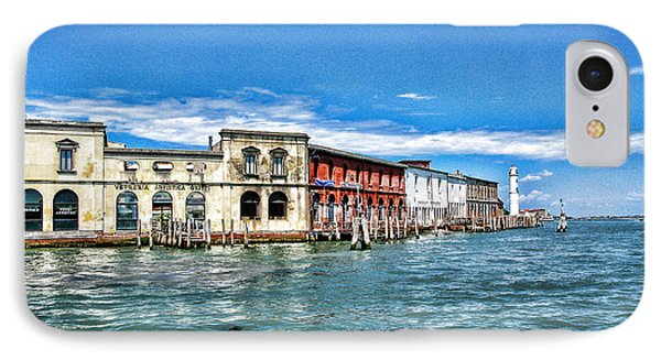 Venice By Sea IPhone Case