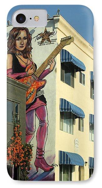 Venice Mural IPhone Case
