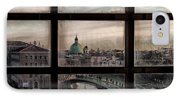Venice Window IPhone Case