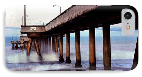 Venice Beach Pier IPhone Case