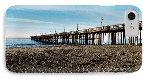 Ventura Beach Pier IPhone Case