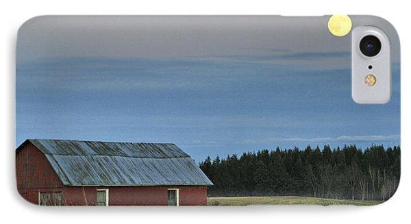 Vermont Full Moon IPhone Case