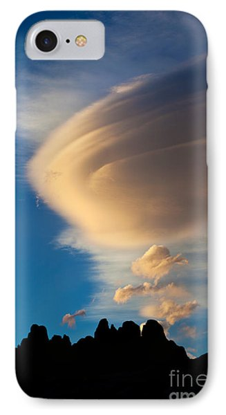 Vertical Wave IPhone Case