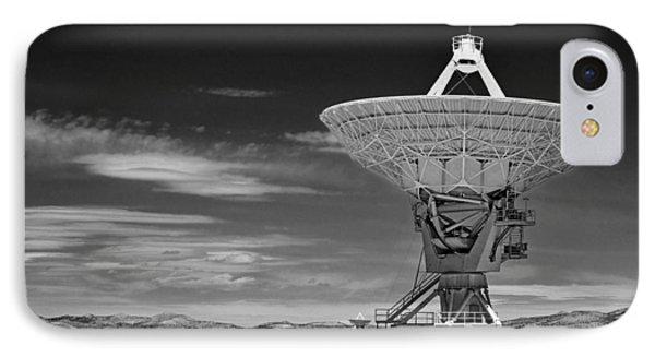 Very Large Array Radio Telescopes IPhone Case