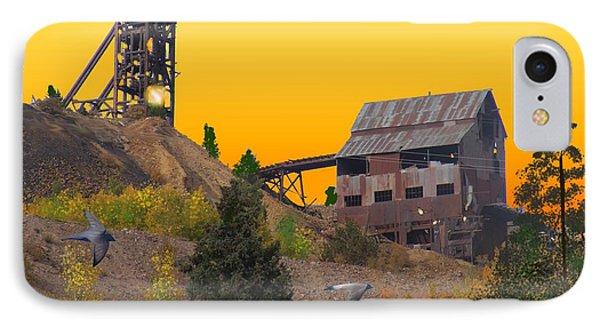 Victor Colorado Gold Mine IPhone Case