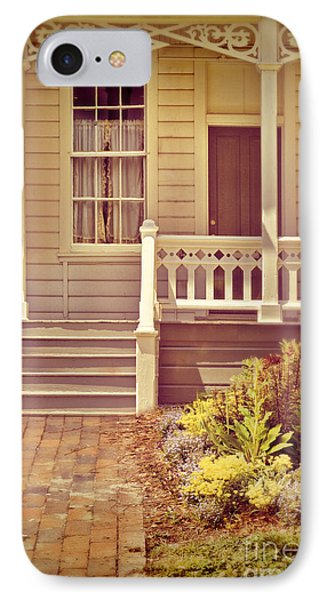 Victorian Porch IPhone Case