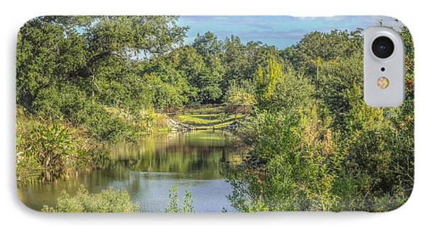 View Down The Creek IPhone Case