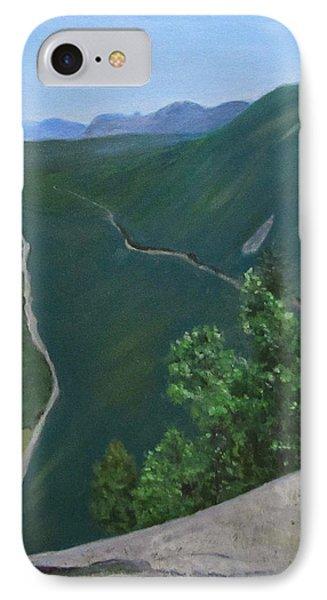 View From Mount Willard IPhone Case