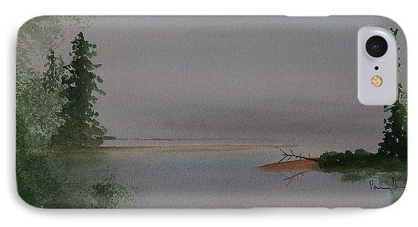 Big Bay On Lake Superior IPhone Case