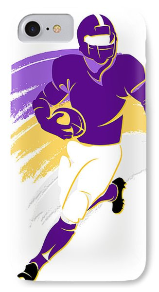 Vikings Shadow Player2 IPhone Case
