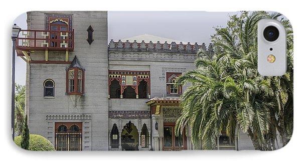 Villa Zorayda 2 IPhone Case