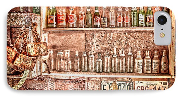 Vintage Bottle Collection IPhone Case