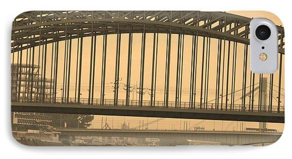 Vintage Bridge IPhone Case