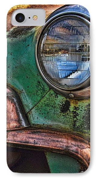 Vintage Chevy 3 IPhone Case