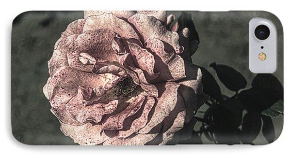 Vintage Flower IPhone Case