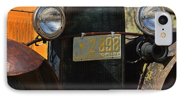 Vintage Ford Truck 1 IPhone Case