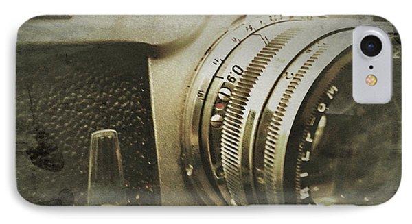 Vintage Kiev Camera IPhone Case
