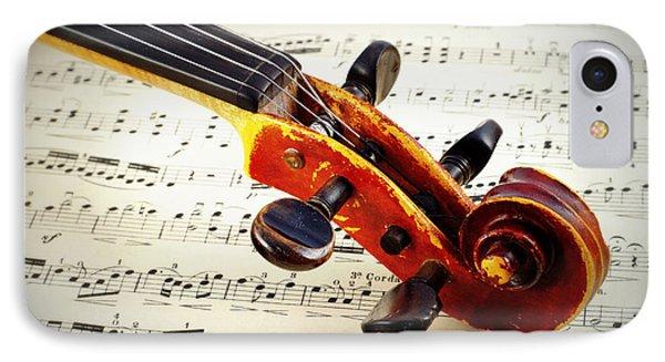 Violine IPhone Case